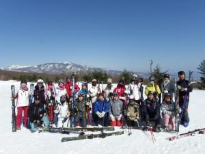 2.23大人のスキー集合